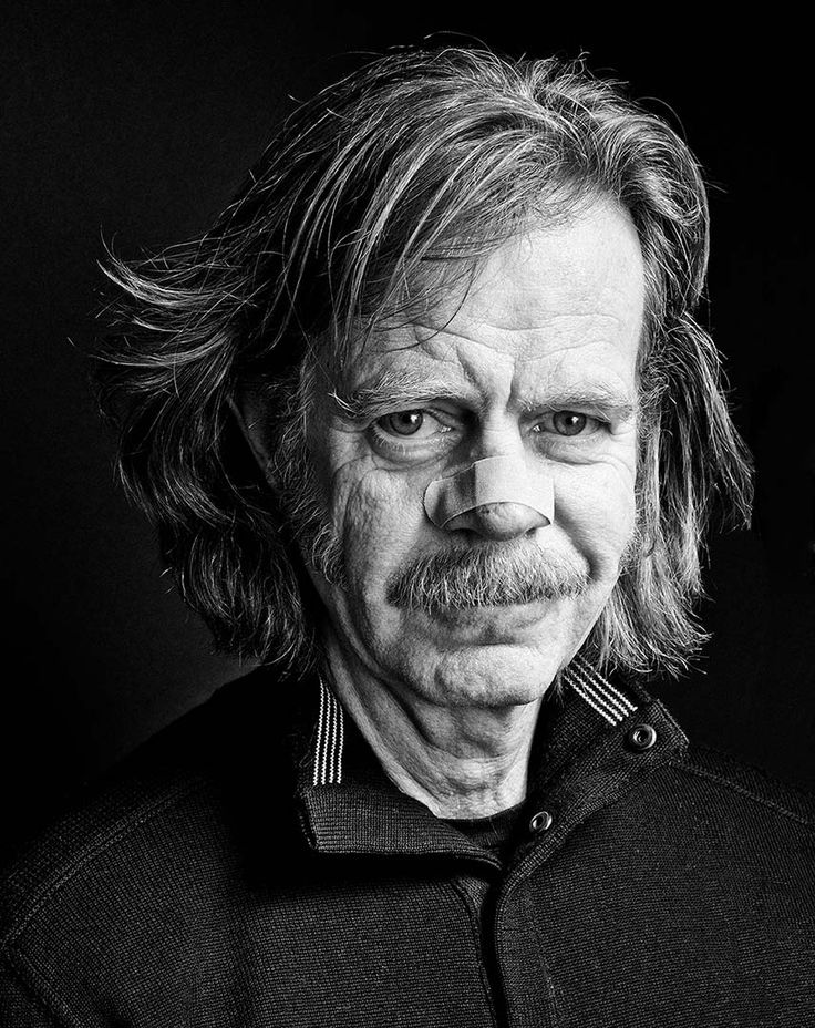 William H. Macy (1950) - American actor, screenwriter, teacher and director in theater, film and television. Photo by Brian Smith