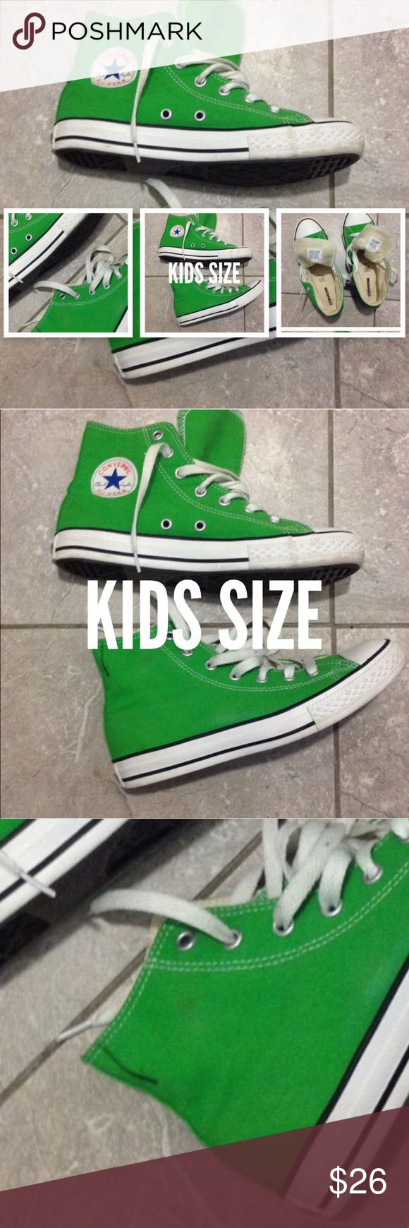 Boyz Converse Basketball Shoes Size 5 Brand new condition never worn Converse Shoes Sneakers