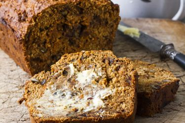 Super bran breakfast loaf