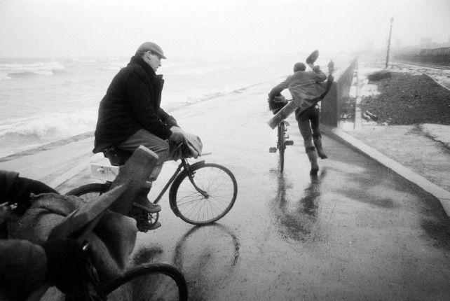 John BULMER :: Hartlepool Collection, 1960s  #rain