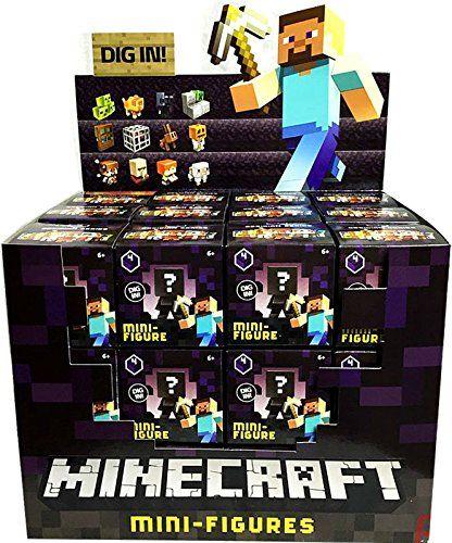 Minecraft Minecraft Obsidian Series 4 Mini Figure Mystery Box Minecraft http://www.amazon.com/dp/B0189MTC18/ref=cm_sw_r_pi_dp_56cTwb06XRYMH