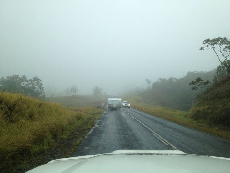 On the Road in June - North Queensland