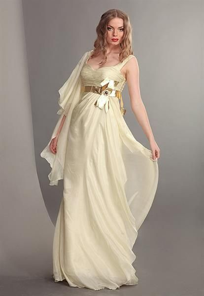 Как сделать платье греческой богини