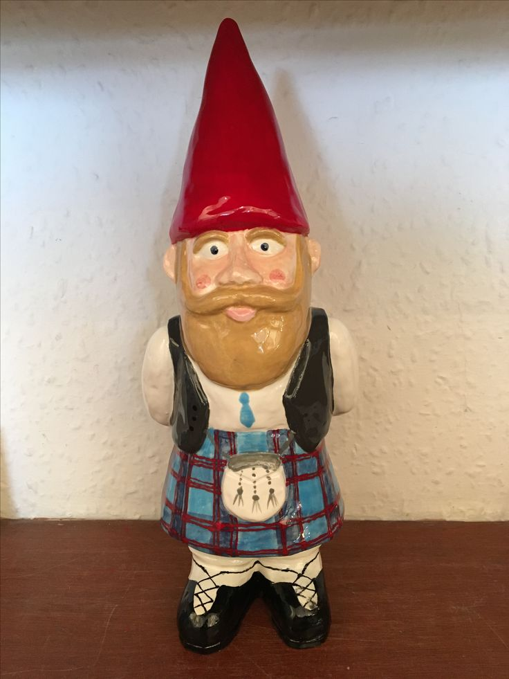 Our latest MacGnome commission heading off to Edinburgh