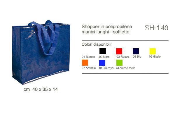 Inventiamo s.r.l.Shopper e borse: un'esperienza consolidata