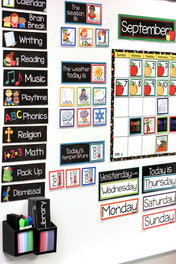 Calendar Design For Preschool : Best ideas about classroom calendar on pinterest