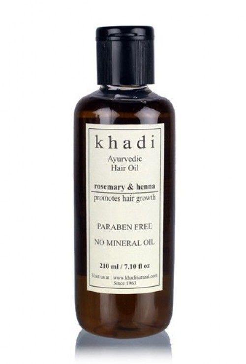 KHADI HENNA ROSEMARRY & Henna HAIR OIL https://www.readyforshop.com/health-and-beauty/khadi-natural/khadi-henna-rosemarry-henna-hair-oil.html #KhadiProducts #ReadyForShop
