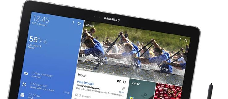 Samsung Galaxy NotePRO Specs, Features, Image Gallery, Price, Release Date - # ...
