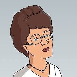 I got Peggy Hill - Which Cartoon Mom Are You? - Take the quiz!