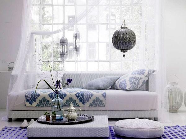 Marrakesch für zuhause: Mit diesen Accessoires schafft Ihr den perfekten Orientlook.