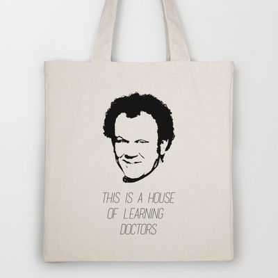 Step Brothers no 2 Tote Bag by OurbrokenHouse - $18.00