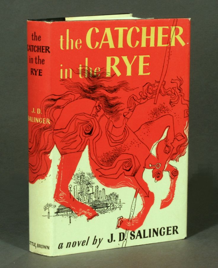 the fall of holden caulfield This fall, my 10th grade english students created architectural models inspired  by the novel, catcher in the rye, by jd salinger the project was based on a.