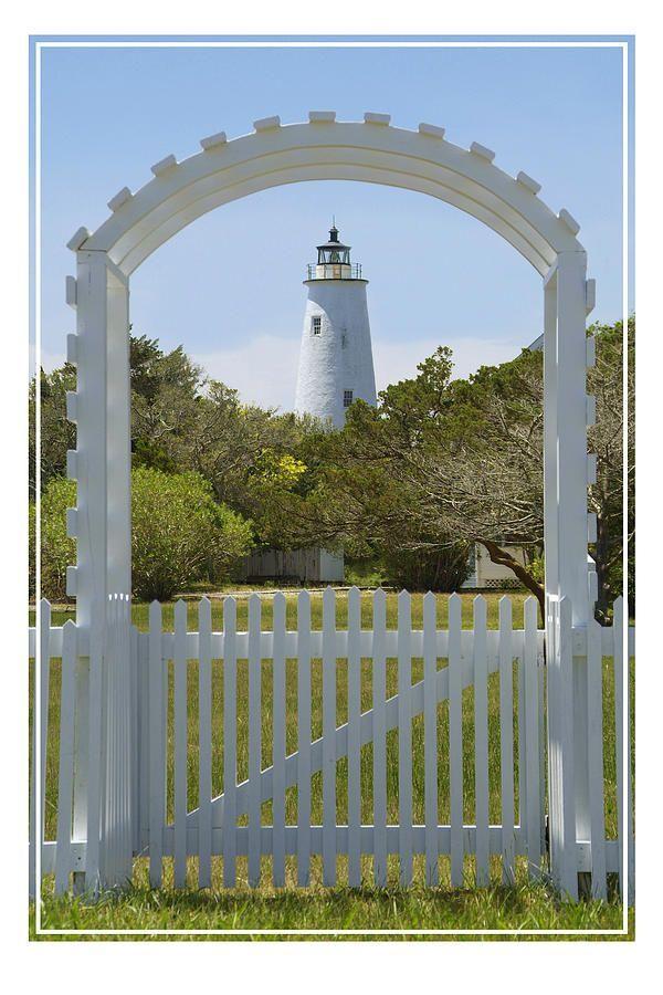 Ocracoke Island Lighthouse - Ocarcoke, NC