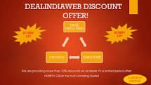 Dealindiaweb is one of the most trusted and fastest growing E- commerce company, serving small to medium-size companies worldwide. It provides digital marketing, Coupon codes and Deals of different varieties online. http://dealindiaweb.com/About%20us.html
