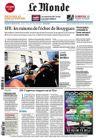 Voile : après 10 ans d'interdiction, de nouvelles tensions. Dossier consacré au port du voile islamique en France. Bilan sur l'application de la loi de 2004 interdisant les signes religieux ostensibles dans les établissements scolaires ; les crispations et les nouvelles tensions ; la loi de 2010 interdisant le voile intégral dans l'espace public. Témoignage d'une étudiante toulousaine. Le monde, 16 mars 2014