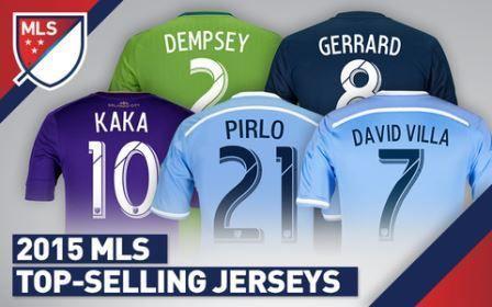Ranking de las camisetas más vendidas en la Major League Soccer - La Jugada Financiera - La Jugada Financiera
