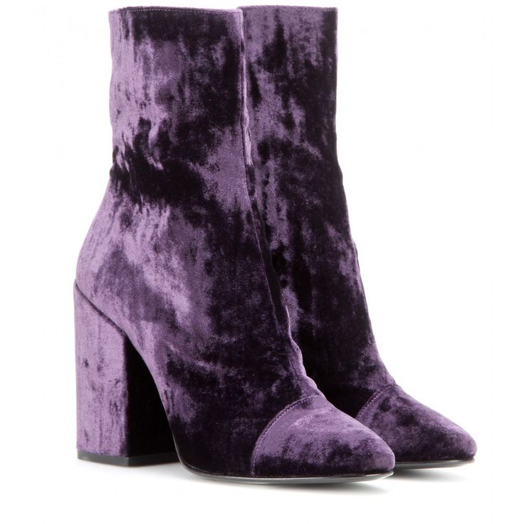 1000  ideas about Purple Ankle Boots on Pinterest | Sexy boots ...