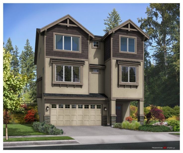 22 best seattle homes images on pinterest seattle homes for Home builders in seattle wa