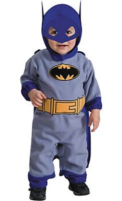 Baby Batman Costume - The Brave and the Bold