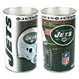 New York Jets Wastebaskets
