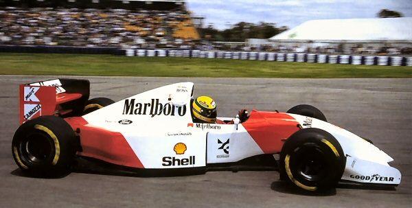 Relembre a última vitória de Ayrton Senna na F-1, o Grande Prêmio da Austrália de 1993.