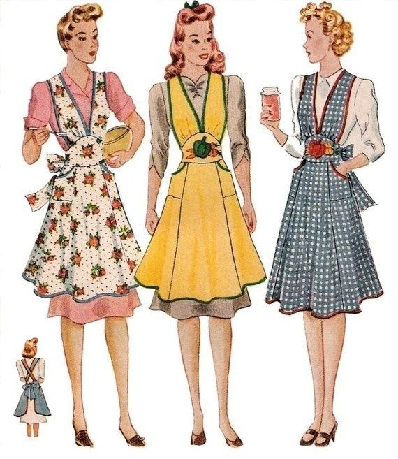 Chronically Vintage......the ABC's of vintage fashion...<3