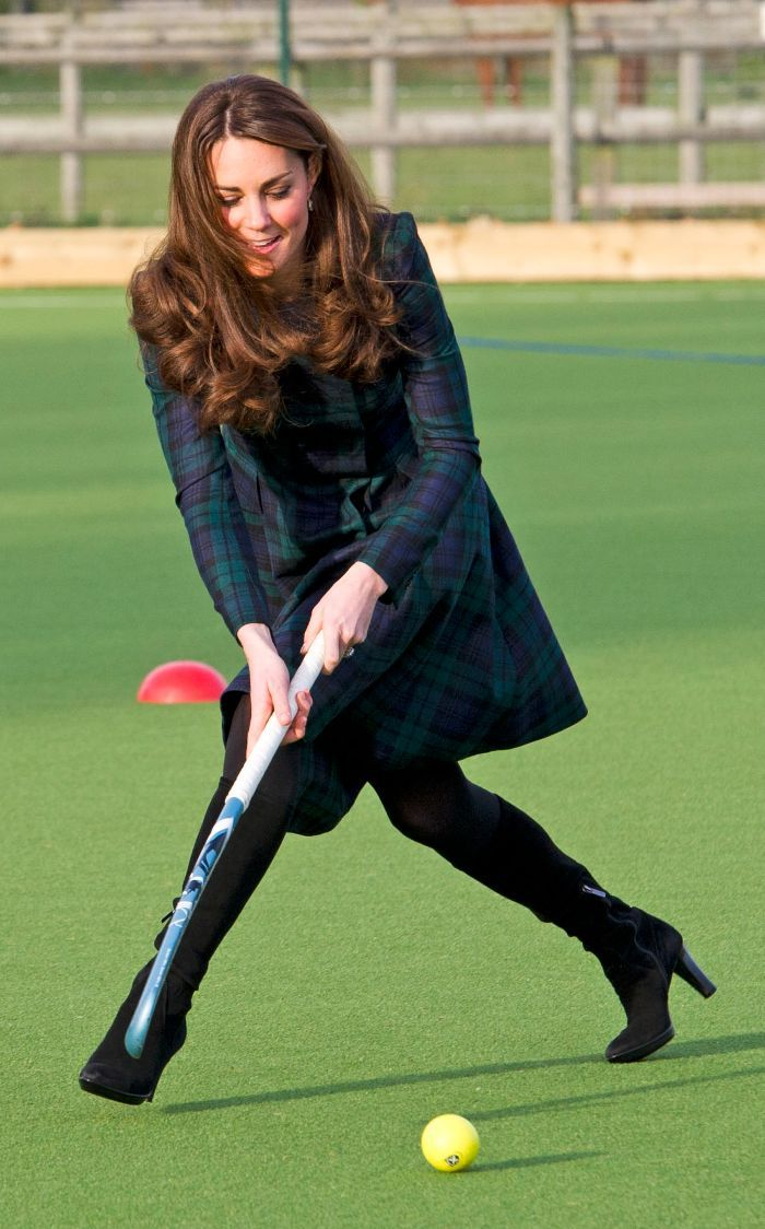 No One Except The Royals Would Wear These Outfits To Play Sports Field Hockey Kate Middleton Kate Middleton Style