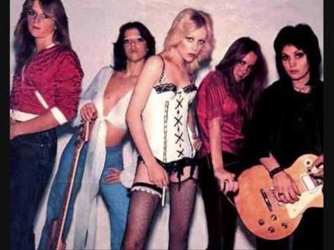 cherry bomb by The Runaways a true classic.