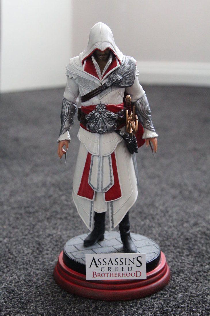 Assassin's creed Brotherhood Ezio by ~Joker-laugh on deviantART