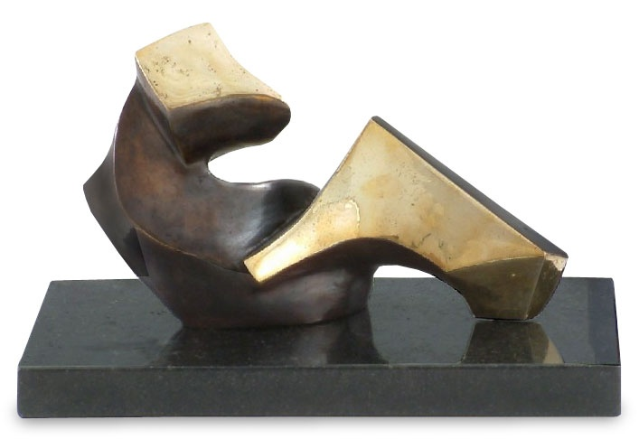 abstract cubist sculpture