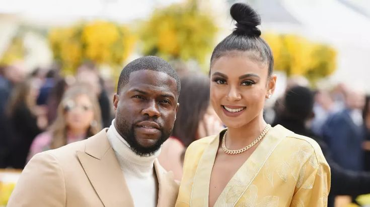 Kevin Hart and his wife, Eniko, are expecting their second ...