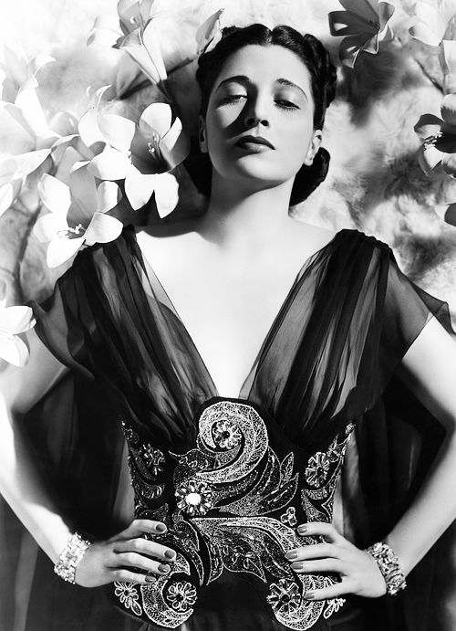 Kay Francis, April 1938