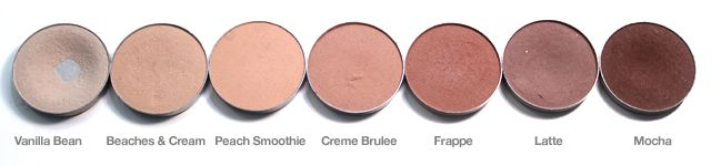 Swatches & Review of the Entire Makeup Geek Product Line | Meredith Jessica Makeup