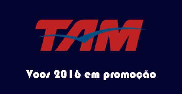 Viagens promocionais TAM 2016 #tam #passagensaéreas #voos #viagem #2016