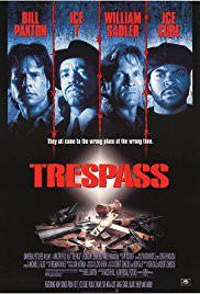 Trespass (1992) - #123movies, #HDmovie, #topmovie, #fullmovie, #hdvix, #movie720pTwo Arkansas firemen, Vince and Don, get hold of a map that leads to a cache of stolen gold in an abandoned factory in East St. Louis. What they don't know is that the factory is in the ...