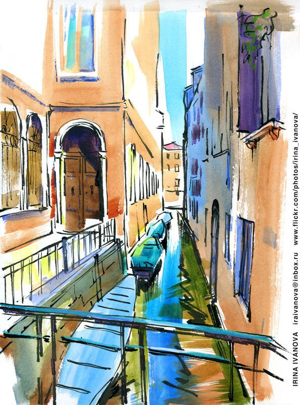 https://flic.kr/p/WhKKFd | 14-07-2017s | And a few more sketches from the trip. Venice, my dream, such an interesting city! For artists especially. What a pity that so little I managed to see, time was very short. And I'm sorry that I almost could not draw! I really hope to come again.  И еще несколько зарисовок из поездки. Венеция, моя мечта, такой интересный город! Для художника особенно. Как жаль, что так мало удалось посмотреть, времени было совсем в обрез. И жаль, что почти не удалось…