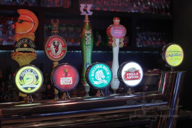 Bière en fut - Draft beer Restaurant Omerta