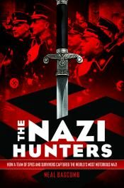Junior Library Guild : The Nazi Hunters (Audiobook) by Neal Bascomb