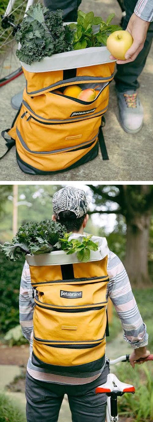 Ultimate Urban Carry-All Backpack // Lots of Compartments & Water Resistant. Great for Camping, Hiking, Biking & SO much More!