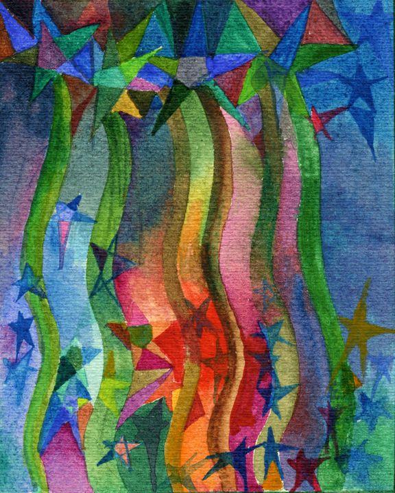 Best Whimsy Watercolors By Vinette Studios Watercolor Art 640 x 480