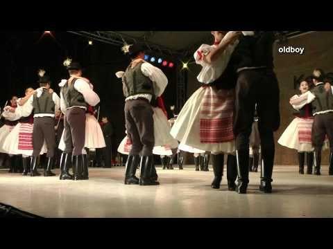 Magyar Állami Népi Együttes - Szatmári - YouTube