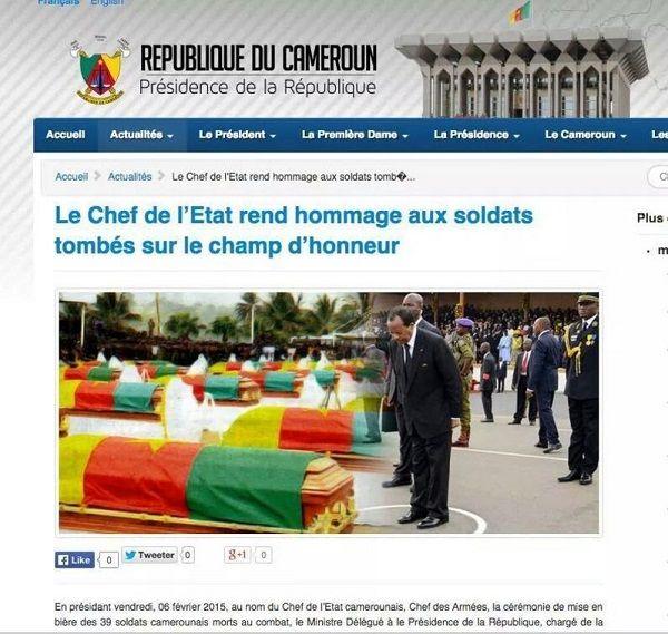 Cameroon-Info.Net :: Cameroun: Issa Tchiroma explique le scandale de la photo truquée de Paul Biya. Le Ministre de la Communication accuse les hackers