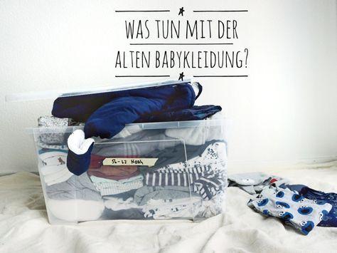 Spectacular DAS SIND DEINE OPTIONEN Sp testens wenn das Baby bei Gr sse angelangt wird es eng im Kleiderschrank Zeit auszumisten Doch wohin mit der uealten uc