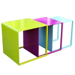 SWEET CANDIES coffee table. Designed by La Nomade du Design. Available on www.darwinshome.com
