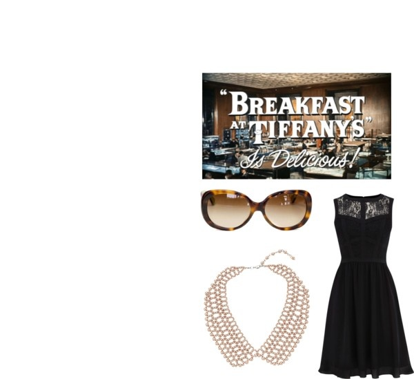 Breakfast At Tiffanys By Felix Felicis Liked On Polyvore