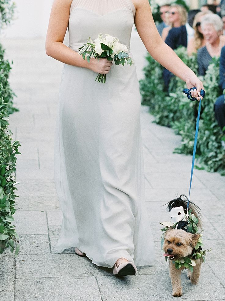 A Greenery Filled Wedding in Wine Country