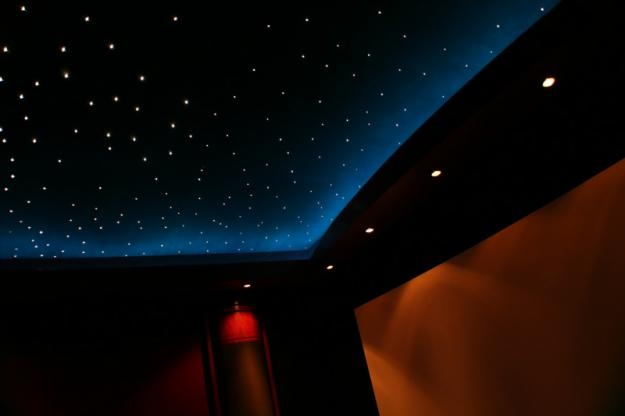 Lamp Babykamer Plafond : Fiber Optic Ceiling Bedroom