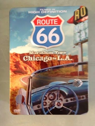 Route 66 Family Fun & Fresh Perspective: Route 66 Movies - Route 66: The Marathon Tour