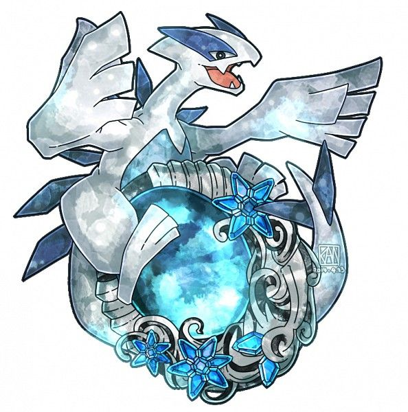 Lugia - Pokemon