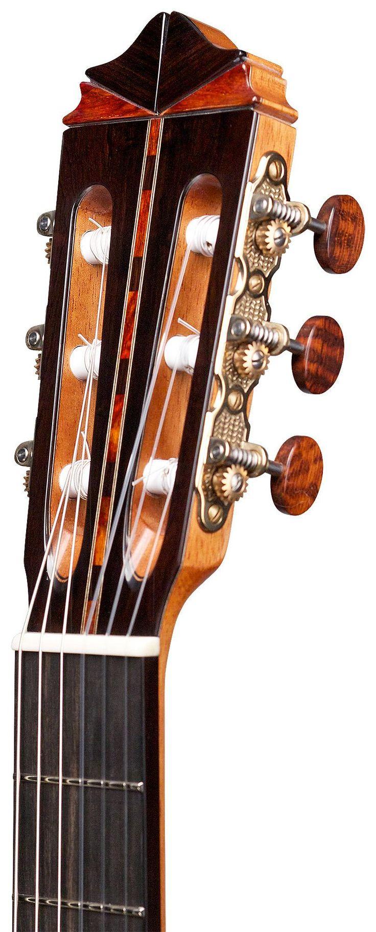 Classical Guitars - 2015 Hans van den Berg CD/IN - Guitar Salon International